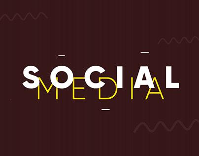 Papaya Cafe Social Media Designs