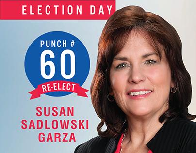 Campaign to Re-elect Susan Sadlowski Garza
