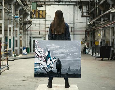 ANABASIS 2.0 | painting