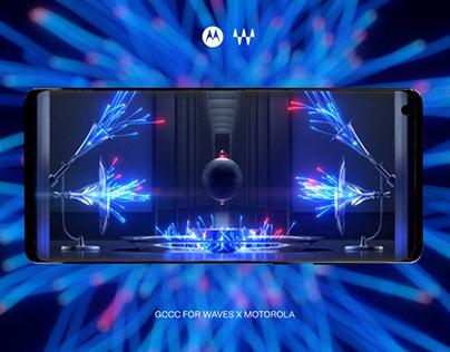 Waves × Motorola