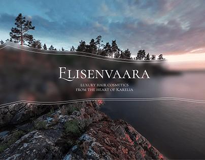Фирменный стиль для Elisenvaara