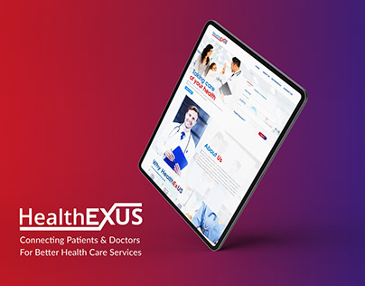 Health EXUS Website