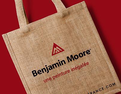 BenjaminMooreFrance, LogoBook, 2017