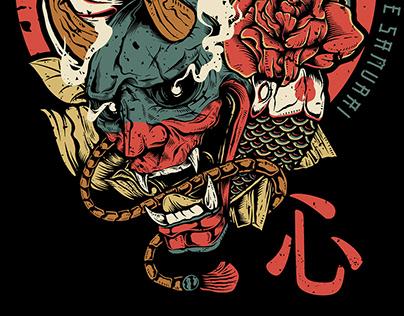 Heart Of Samurai