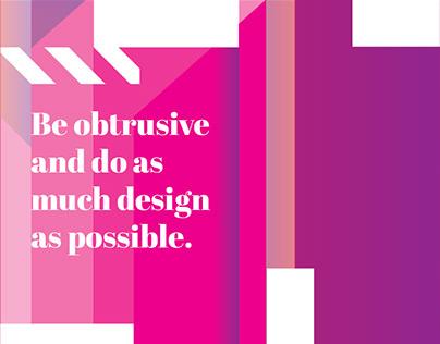 Design Principles Poster Series