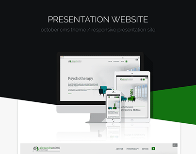 Presentation Website