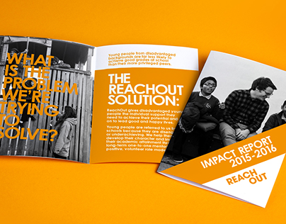 Reach Out Impact Report
