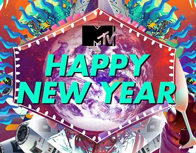 MTV Happy New Year 2015