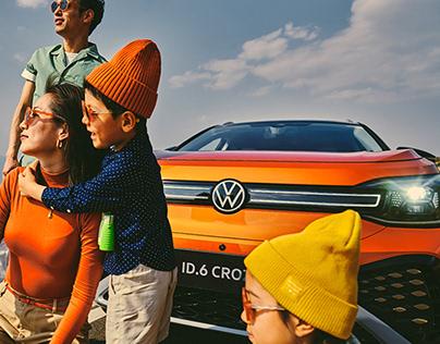 The new Volkswagen ID.6/part 1
