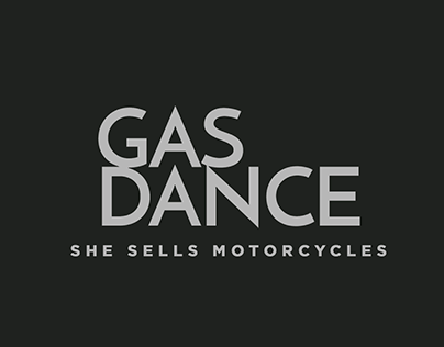 GAS DANCE - She Sells Motorcycles / lyric video