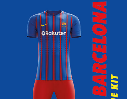 FC Barcelona Football Kit 19/20.