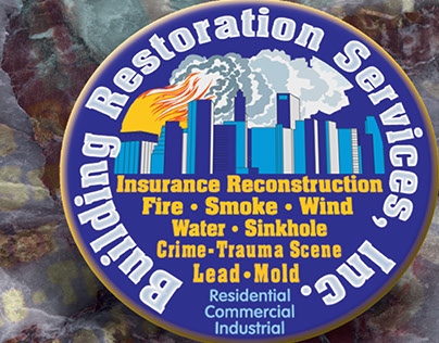Building Restoration Services brochure