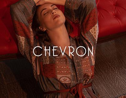 CHEVRON SS21 / THE QUATRE FLEURS