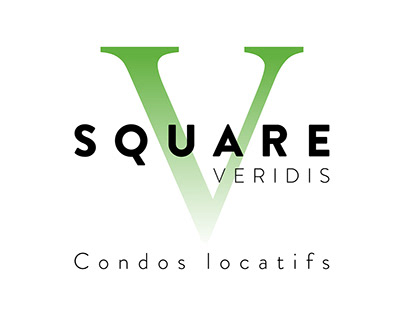 Création d'un logo - Square VERIDIS Condos locatifs