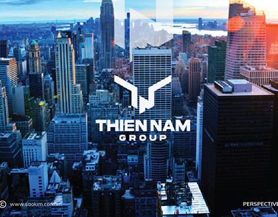 THIENNAM Group | Brand & Website redesign
