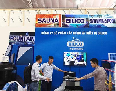 Bilico đã thi công hơn 150 công trình bể bơi