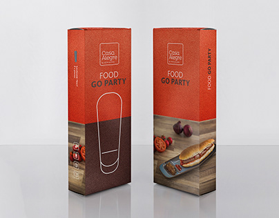 Food Go Party Packaging