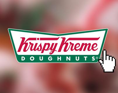 Krispy Kreme Call to Action Ad