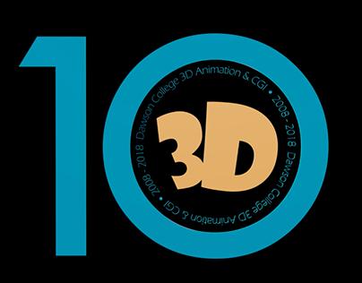 10 Years of Dawson College 3D Animation & CGI