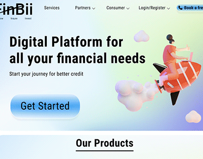 Financial Market Home Page