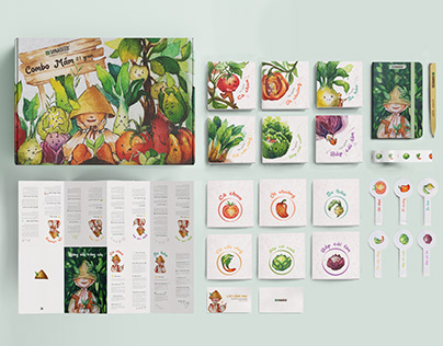 VINASEED - PACKAGING DESIGN PROJECT