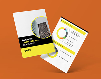 Building Corporation Report design