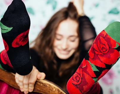 WannaBreak - socks design