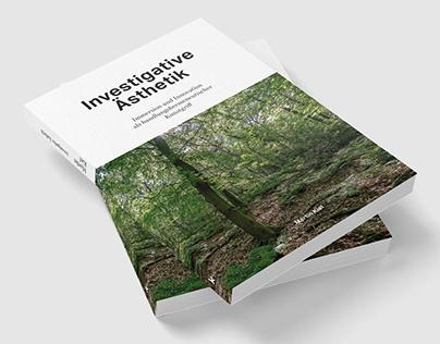 Investigative Aesthetics Book Design