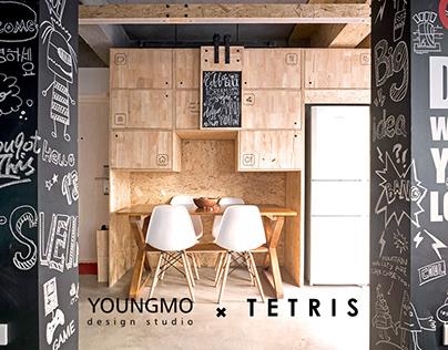Youngmo studio x Tetris Old house renovation