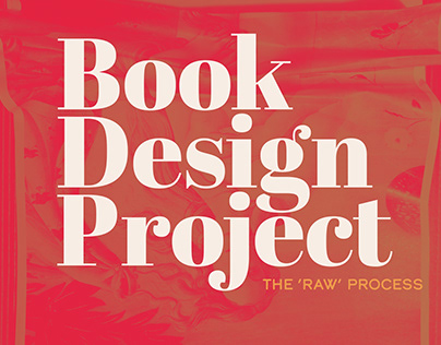 Book Design Project - Ser Humana