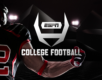 ESPN COLLEGE FOOTBALL - brand identity pitch
