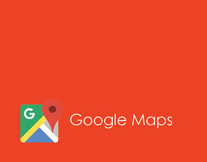 An Advertising Campaign for Google Maps.