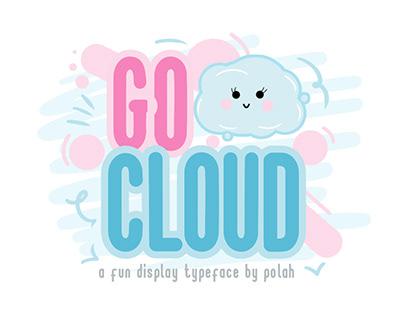 Go Cloud Free Font