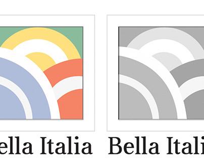 "Bella Italia ""Η γεύση του σε ταξιδεύει"""