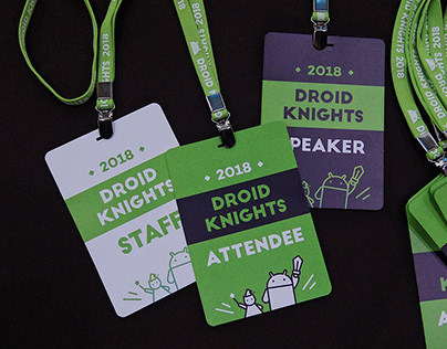 2018 Droid Knights - Android developers' conference