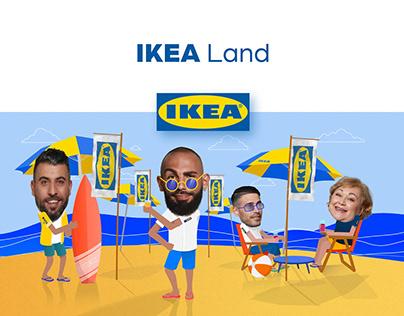 IKEA land