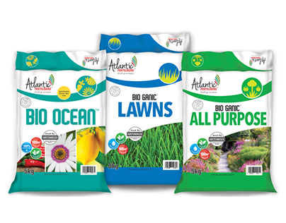 Atlantic Fertilisers Branding