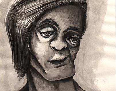 Distorted Portraits