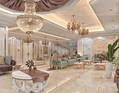 Reception Floor