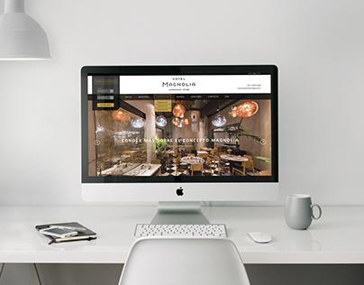 Magnolia Hotel Website