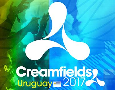 Creamfields Uruguay 2017