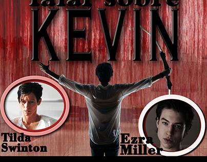 Banner Filme Precisamos Falar Sobre Kevin
