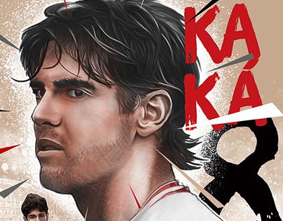Poster   Aniversário Kaká