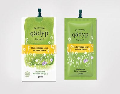Packaging - Cosmétiques Quadyp