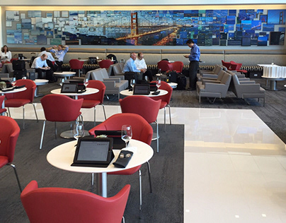 Moments Gate: For Delta Airlines Sky Club SFO
