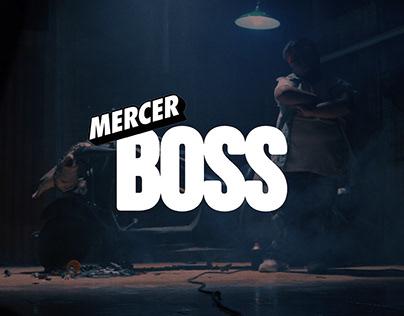 MERCER - BOSS (Music Video)