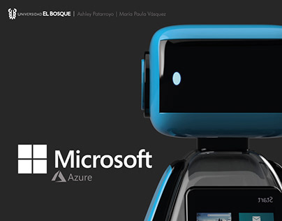 Robot Microsoft Azure