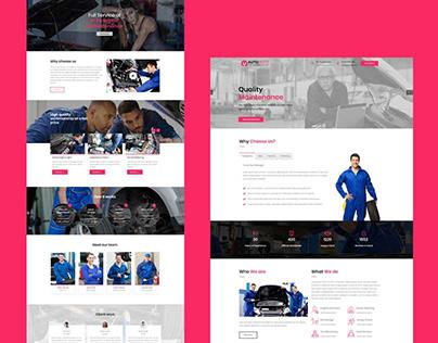 Automotz – Auto Repair Services WordPress Theme