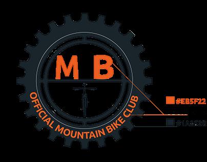 Mountain Biking Logo Project