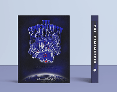Book Cover Design (The Rememberer)